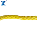 CHNMAX UHMWPE high quality 12-strand braided kinetic energy tow rope recovery rope