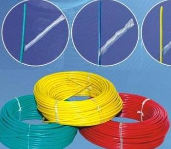1.5mm FVN BVN PVC insulated nylon cable