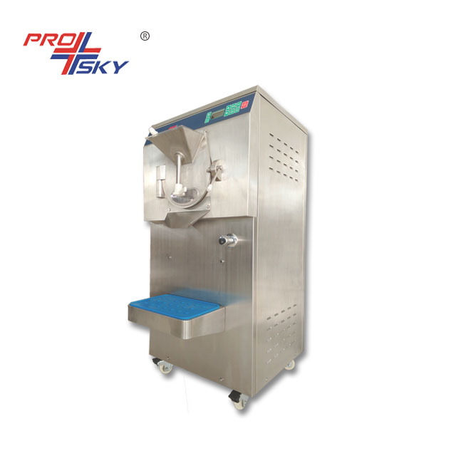 France Compressor Water/Air Cooling Hard Serve Ice Cream Machine