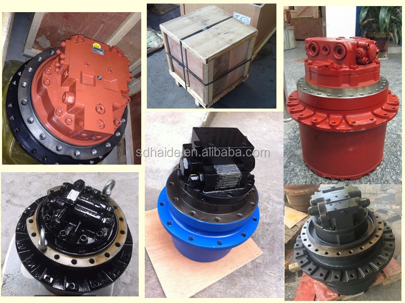Excavator Travel Device Kayaba MAG-18VP-350F KYB Final Drive MAG-18VP-250F for EX33U/EX30/EX35