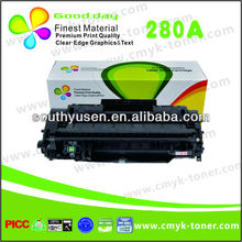 280A High quality toner cartridge