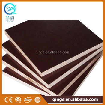 New Design Wholesale 18Mm Film Faced Plywood