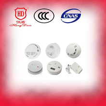Wholesale Wireless Wifi Optical Photoelectric Addressable Fire Alarm Cigarette Smoke Detector