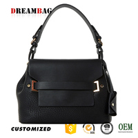 Textured oem fashion design high quality unique brand name bag