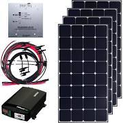 High Efficiency Solar System, Solar Panels