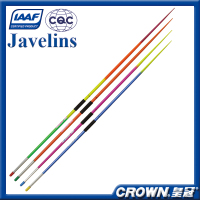High quality sports equipment training rubber tipped javelin for sale