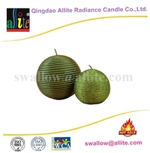 manufacture high quality long burning ball candles