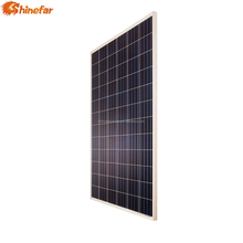 17.6% cell efficiency poly 200w 300w 400w solar panel with TUV CE certificated