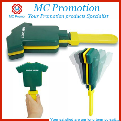 Novelty Design Plastic Hand Clapper Noise Maker