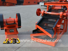 africa widely used mini engine screening plant