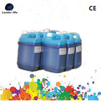 digital Xaar printing ink for solvent printer use high out door life