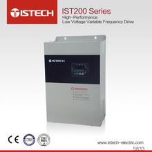 ISTECH IST200 China LV variable frequency drive wire drawing 110KW/132HP