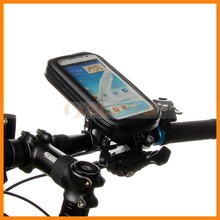 Outdoor Sport Waterproof Full Cover 5.5 Inch Bike Pouch Case for Smart Mobile Phone