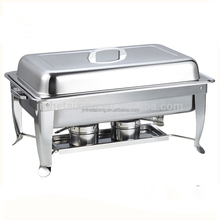 Widely used superior quality stainless steel chafing dishes buffet