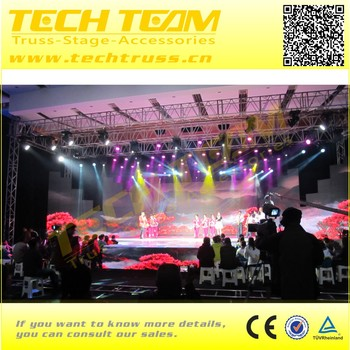 Lighting Crank Truss Stand Lifting System From China Guangzhou