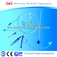 single use medical sterile Central Venous catheter Kits(mini)
