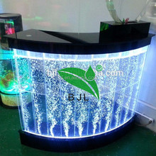 LED used commercial <strong>bar</strong> sale/led disco furniture/Half Round <strong>Bar</strong> Counter shape