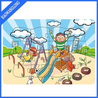 2015 educational children puzzle cheap promotional items for kids