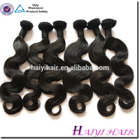 Unprocessed Human 2016 Hot Selling Raw High Quality Tangle Free Brazilian Hair From Brazil