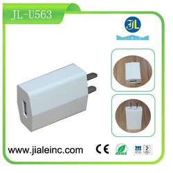 New Cheap products USB travel charger Portable charger Mobile Phone Accessory with CE and RoHS