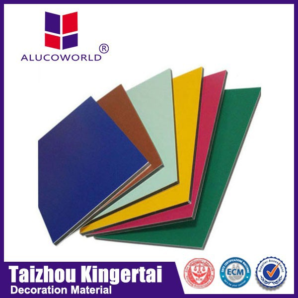 PPG & Berker Alucoworld new construction materials list