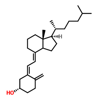 Profession supplier for Vitamin D3 cas 67-97-0