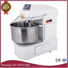 CE ISO spiral food professional bakery 50kg spiral commercial dough&cake mixer