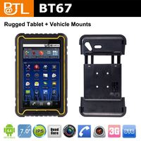 BATL BT67 SWT0826 rugged shockproof touch screen tablet pc with 3G wifi Bluetooth super battery