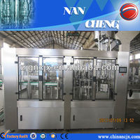 automatic mineral water production plant