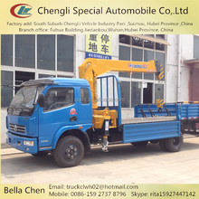 Half Cab Truck Crane, High Quality XCMG,CLW,SANY truck crane for sale