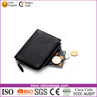 wholesale small clutch women leather money bag