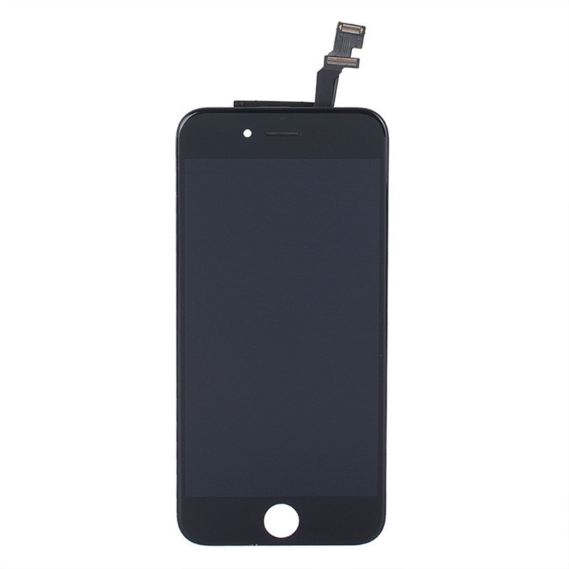 Hot sale replacement Lcd for iphone, for iphone 6 lcd screen replacement original new black white