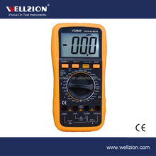 victor 9808+,3 1/2 digits Inductance Test Standard Digital Multimeter