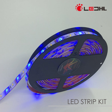 14.4w/m 12V SMD 5050 Color Changing <strong>RGB</strong> / RGBW / RGBWW Led Light Strip Kit with Controller