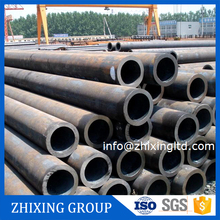 low price galvanized ASTM A500-98 seamless carbon steel pipe