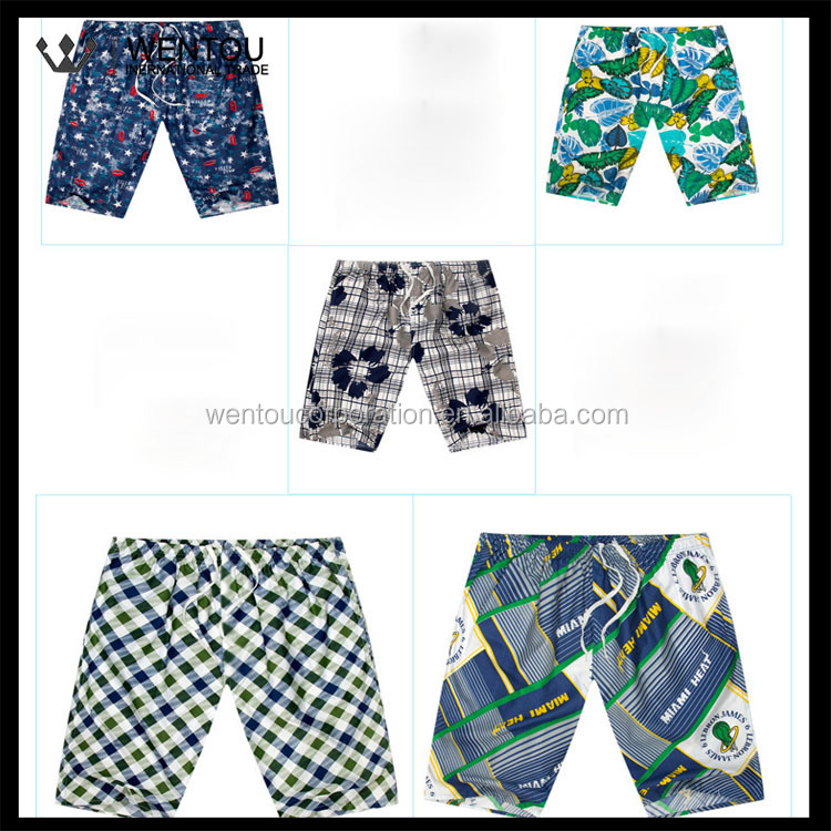 WaterProof Mens Swim Trunks