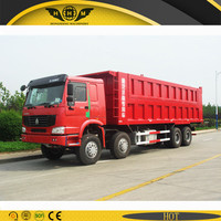 50T loading capacity dump trucks from best supliers