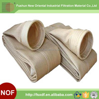 Fashionable Cheapest Nomex Filter Bag/Nomex Normal Temperature Dust Collection Filter Bag