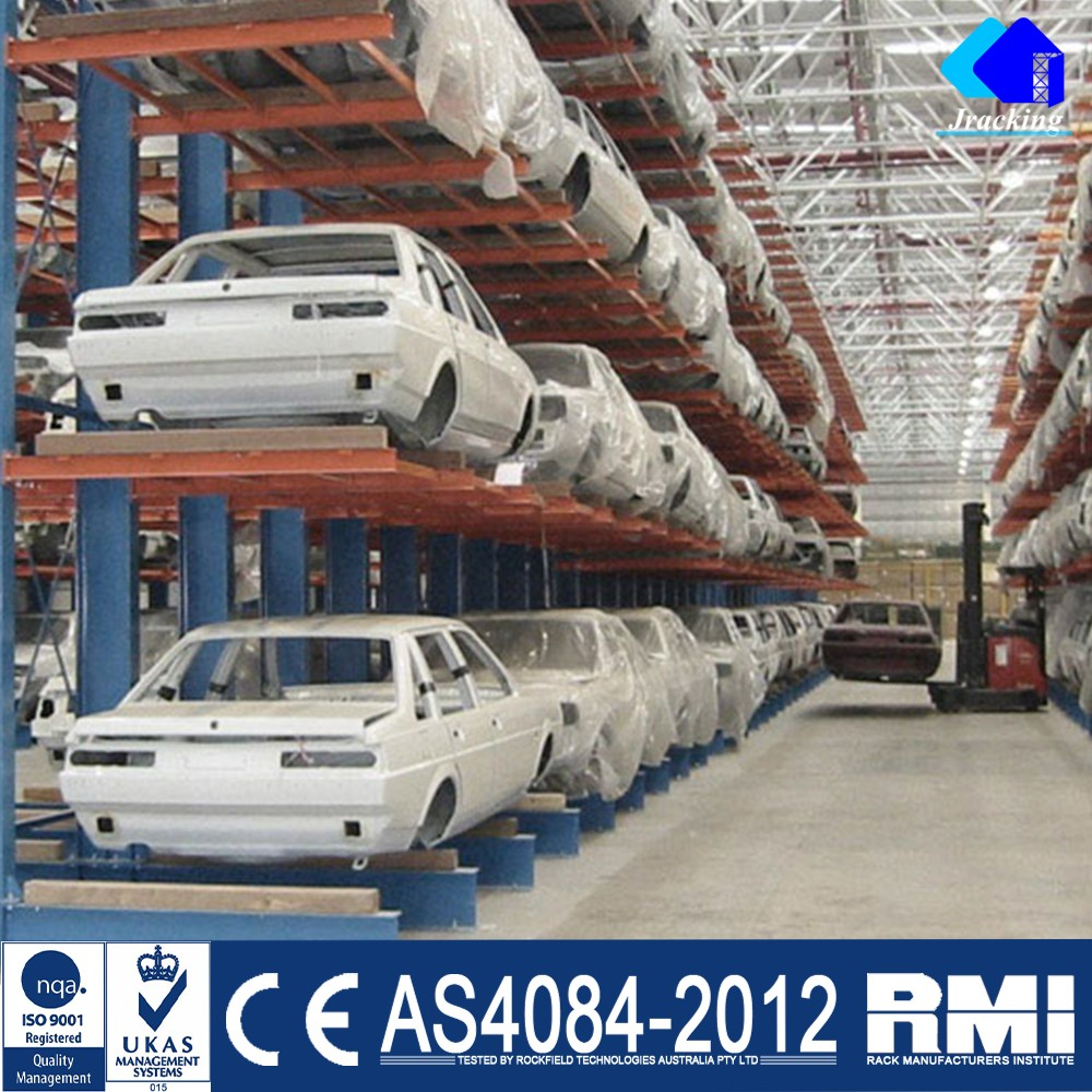 Car body shell cantilever rack manufacturers