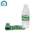 PVC full body shrink sleeve label for beverage bottles
