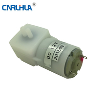 New Style 12VDC CNRUIHUA cow milk vacuum pump
