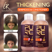 Anti men hair fall problem non silicone oil thickening hair product for healthy hair growth