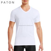 Preventing embarrassing wet marks and yellow stains sweat proof t shirt undershirts men