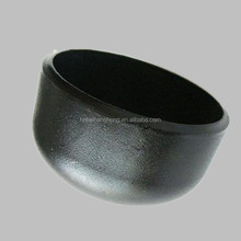 ansi b16.9 butt welded alloy steel galvanized pipe end cap