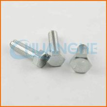 High Tensile Fastener nut and bolt, post tensioning screw thread steel bar