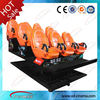Popular professional arcade amusement park device truck mobile 6d cinema system