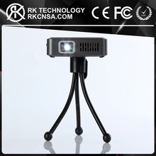RK DLP Small Multimedia Smart Phone Pocket Projector Support HD Direct Factory Supply