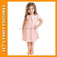 PGCC3284 New Model Girl Dress Wholesale Kids Clothes Baby Dress Fashion Casual Dresses For Girls