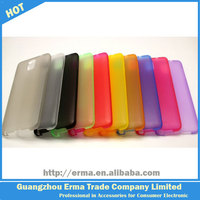 Ultra Thin Slim Matte PC Transparent phone Cases for Samsung Galaxy S5