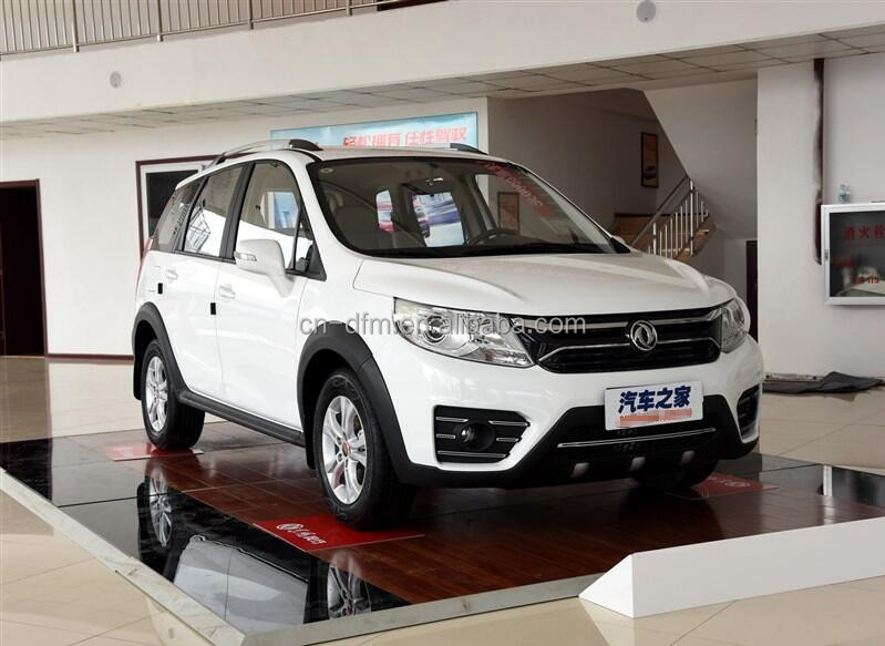 China TOP Quality Dongfeng JOYEAR XV SUV car for sale hot in Colombia Market